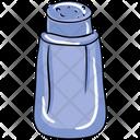 Salt Pot Condiments Salt Pepper Icon