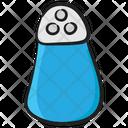 Salt Pot Condiment Salt Pepper Icon