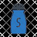 Salt Shaker Bottle Icon