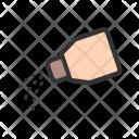 Shaker Salt Bottle Icon