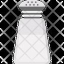 Salt Shaker Salt Container Icon