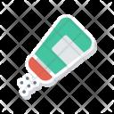 Salt Jar Bottle Icon