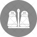 Pepper Mill Pepper Pots Pepper Shakers Icon