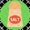 Salt Shaker Pepper Icon