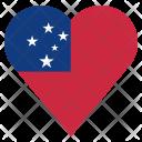 Samoa Flag Icon