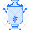 Samovar Russia Civilization Icon