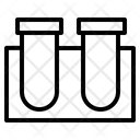 Sample Test Laboratory Icon