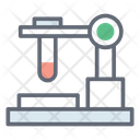 Test Tube Sample Tube Sample Research Icon