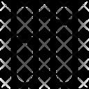 Sample Tubes Icon