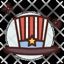 Sams Hat Uncle Sam Hat Icon