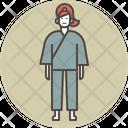 Samue woman Icon