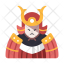 Samurai Japanese Lord Icon