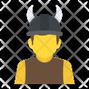 Samurai Armor Japanese Icon