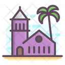 San Barbara Icon