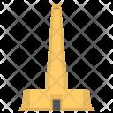San Jacinto State Icon