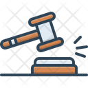 Sanction Penalty Punishment Icon