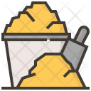Sand Spade Toy Icon