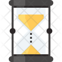 Sand Hourglass Time Icon