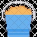 Sand Basket Beach Icon