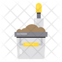 Bucket Agriculture Farming Icon