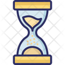 Clock Egg Timer Hourglass Icon