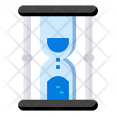 Sand Clock Timer Sandglass Icon