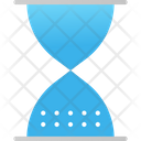 Sand Clock Hourglass Timer Icon