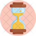 Board Games Sand Timer Timer Icon