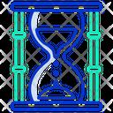 Sand Timer Sandglass Hourglass Icon