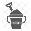 Sand Toy Bucket Icon
