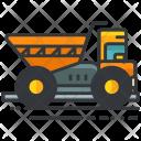Sand truck Icon