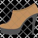 Women Sandal Platform Icon