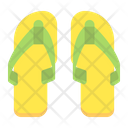 Sandals Footwear Summertime Icon