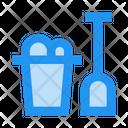 Sandbox Toys Icon