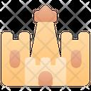 Sandcastle Icon