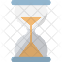 Ancient Timer Egg Timer Hourglass Icon