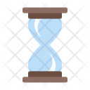 Hourglass Sand Clock Icon