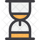 Sandglass Hourglass Timer Icon