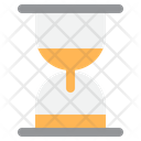 Sandglass Hourglass Timer Icon