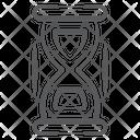 Sandglass Timer Hourglass Icon