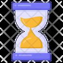 Sandglass Timer Sand Clock Icon