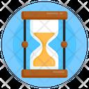Sandglass Timepiece Sand Clock Icon