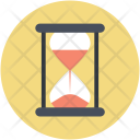 Sandglass Clock Time Icon