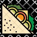 Blt Ham Lunch Icon