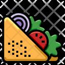 Diet Food Dish Icon