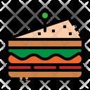 Sand Wich Sandwich Icon