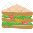 Sandwich Food Bread Icon