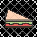 Sandwich Bread Icon