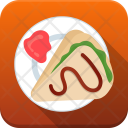 Sandwich Food Meal Icon