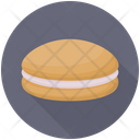 Sandwich Cake Layered Cake Cake Icon